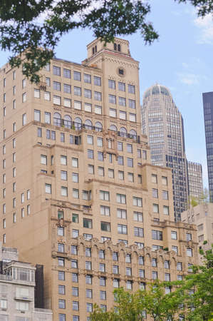 hight tech: High building in New York