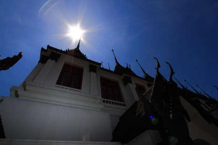bangkok temple: Bangkok temple