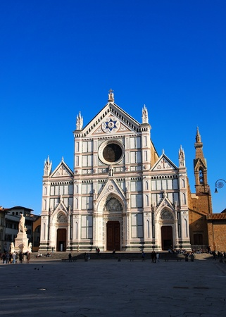 Santa Croce, Florence, Italy Stock Photo - 13245549