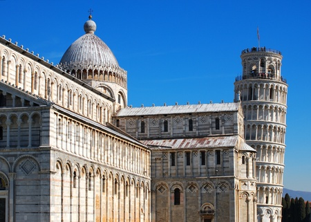 Pisa Cathdral, Italy Stock Photo - 13244270