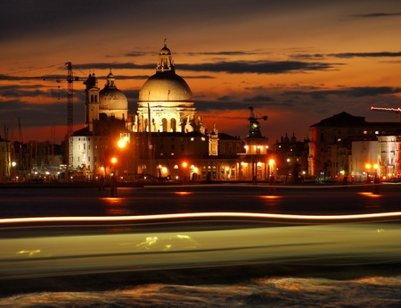Venice in the Night photo