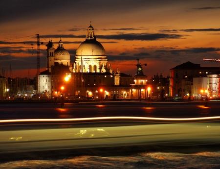 Venice in the Night photo