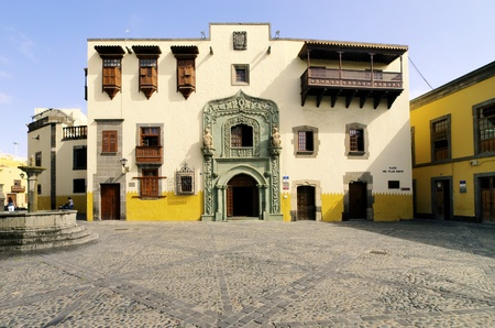 Columbus House(Casa de Colon), Las Palmas, Canary Islands, Spain photo