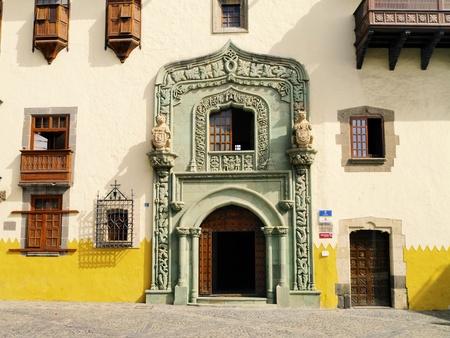 casa colon: Columbus House(Casa de Colon), Las Palmas, Canary Islands, Spain