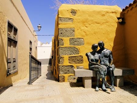 gran canaria: Aguimes, Gran Canaria, Canarische Eilanden, Spanje