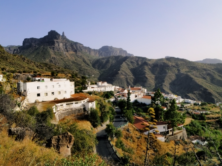 Tejeda, Gran Canaria, Canary Islands, Spain Stock Photo - 13805114