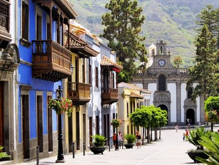 gran canaria: Teror, Gran Canaria, Canarische Eilanden, Spanje