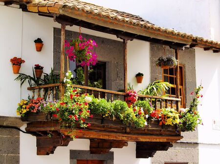 Teror, Gran Canaria, Canary Islands, Spain photo
