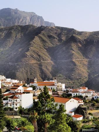Tejeda, Gran Canaria, Canary Islands, Spain