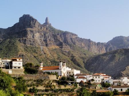Tejeda, Gran Canaria, Kanarische Inseln, Spanien Standard-Bild - 13804911