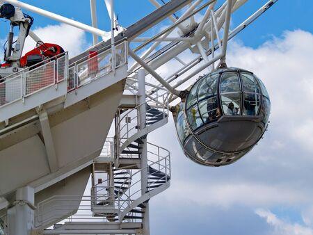 London Eye - Capsule Detail