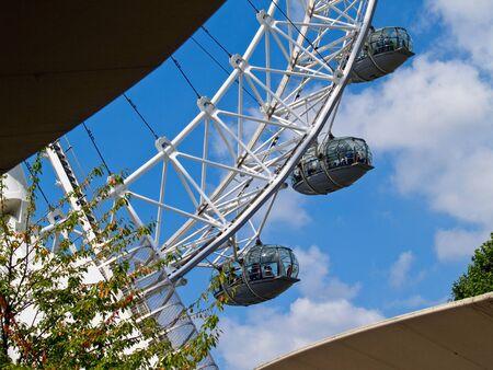 London Eye Stock Photo - 13804789