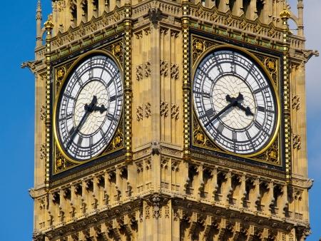Big Ben Detail Stock Photo - 13805128