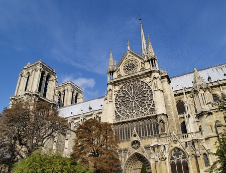 Notre Dame, Paris photo