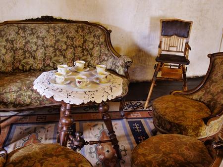 Oravsky Hrad  Castle  Interior, Slovakia Stock Photo - 14201135