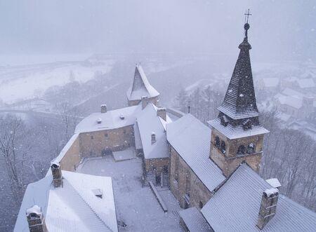 Oravsky Hrad  Castle  Exterior, Slovakia