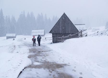 Tatra Mountains, Poland photo