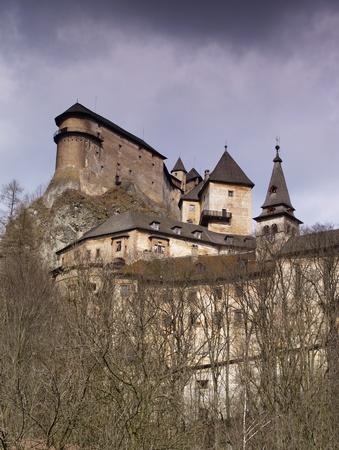 Oravsky Castle, Slovakia