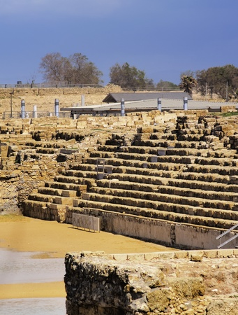 Caesarea Maritima      photo