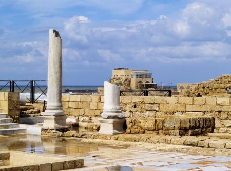 Caesarea Maritima      Stock Photo - 14940565