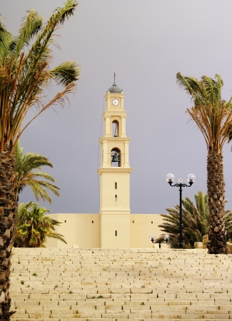 Church, Jaffa, Israel photo
