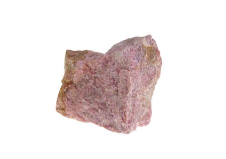 origin: Rhodonite. Origin: Madagascar
