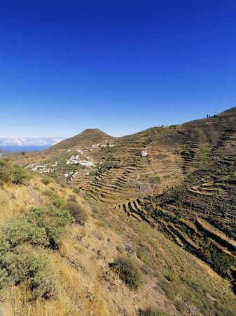 gran canaria: Gran Canaria, Canarische Eilanden, Spanje Stockfoto