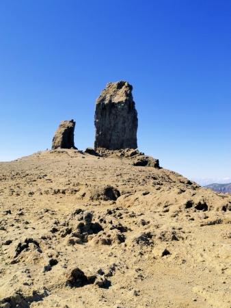 Roque Nublo(Nublo Rock), Gran Canaria, Canary Islands, Spain photo