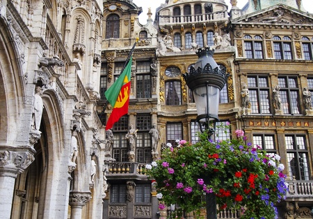 Brussels, Belgium photo