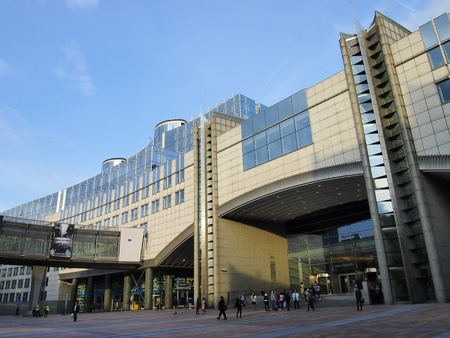european parliament: European Parliament, Brussels, Belgium