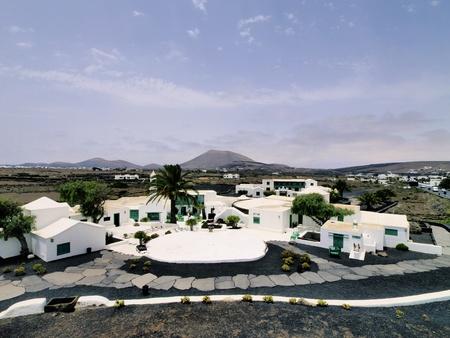 lanzarote: Monumento al Campesino, Lanzarote, Canary Islands, Spain