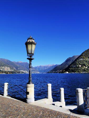 Como Lake, Lombardy, Italy photo