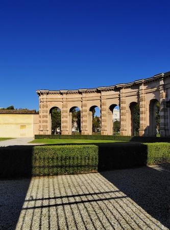 Te: Palazzo Te, Mantua, Lombardy, Italy