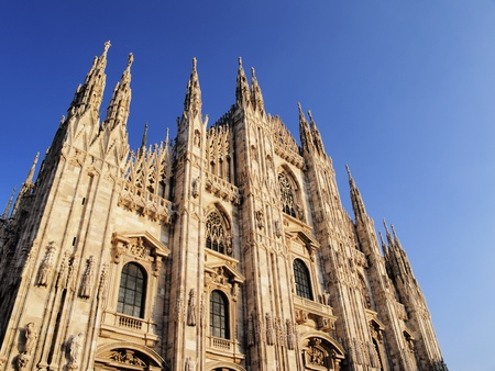 Cathedral in Milan, Lombardy, Italy photo
