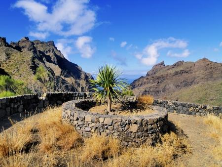 Masca(Teno Mountains), Tenerife, Canary Islands, Spain photo