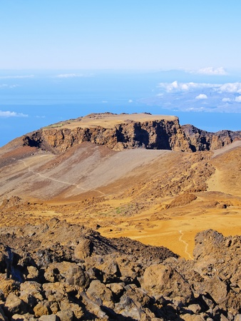 Teide National Park, Tenerife, Canary Islands, Spain photo