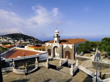 Valverde, Hierro, Kanarische Inseln, Spanien Standard-Bild - 17088190