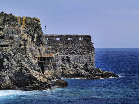 Castel del Mar Sea Castel , La Gomera, Canary Islands, Spain photo