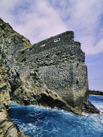 castel: Castel del Mar Sea Castel , La Gomera, Canary Islands, Spain