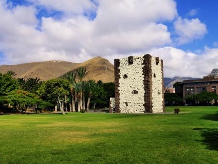 Torre del Conde, La Gomera, Canary Islands, Spain
