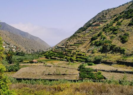 vallehermoso: Vallehermoso, La Gomera, Canary Islands, Spain
