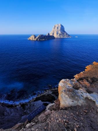 vedra: Es Vedra, Ibiza, Balearic Islands, Spain