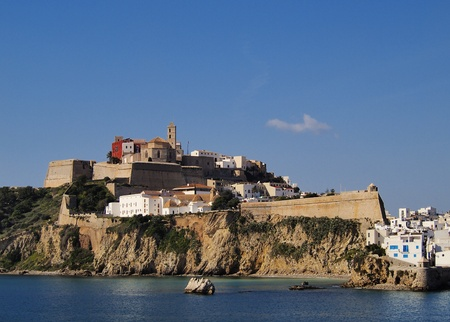 Ibiza Town, Balearic Islands, Spain photo