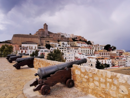 Ibiza Town, Balearic Islands, Spain
