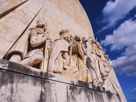 discoveries: Padrao dos Descobrimentos - Monument to the Discoveries in Belem, Lisbon, Portugal