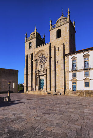 Se do Porto - Cathedral in Porto, Portugal photo