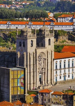 Se do Porto - Cathedral in Porto, Portugal