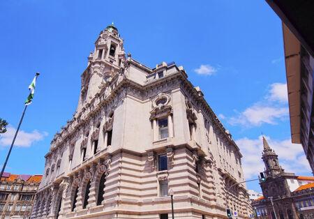 Camara Municipal de Porto - City Hall in Porto, Portugal photo