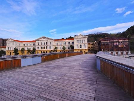 jesuit: The University of Deusto in Bilbao, Biscay, Basque Country, Spain