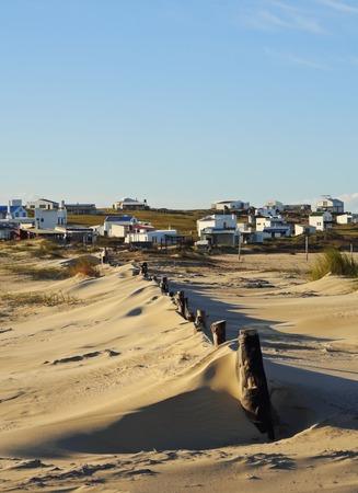 rocha: Uruguay, Rocha Department, View of the Cabo Polonio.